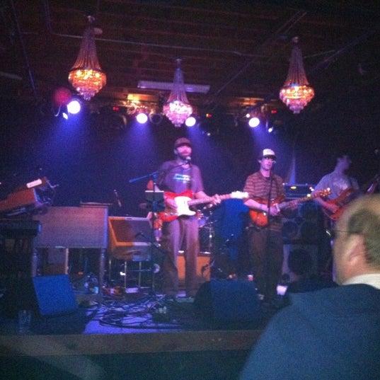 Das Foto wurde bei Cervantes' Masterpiece Ballroom & Cervantes' Other Side von Megan H. am 12/30/2011 aufgenommen