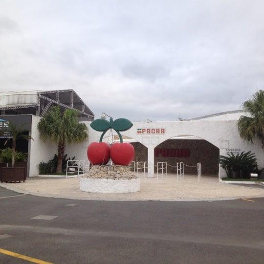 Foto tomada en Pacha Floripa por Luiz F. el 8/26/2012