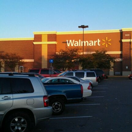 Photo Taken At Walmart Supercenter By Sean D On 10 24 2011