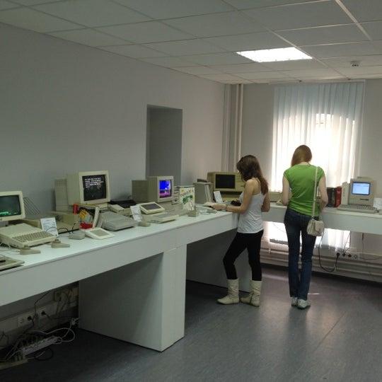 4/22/2012에 Глеб Ш.님이 Moscow Apple Museum에서 찍은 사진