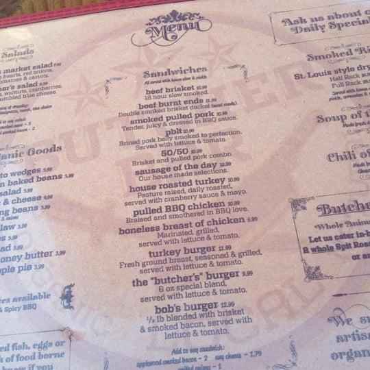 Photo prise au Butcher Bar par Sally C. le5/18/2012