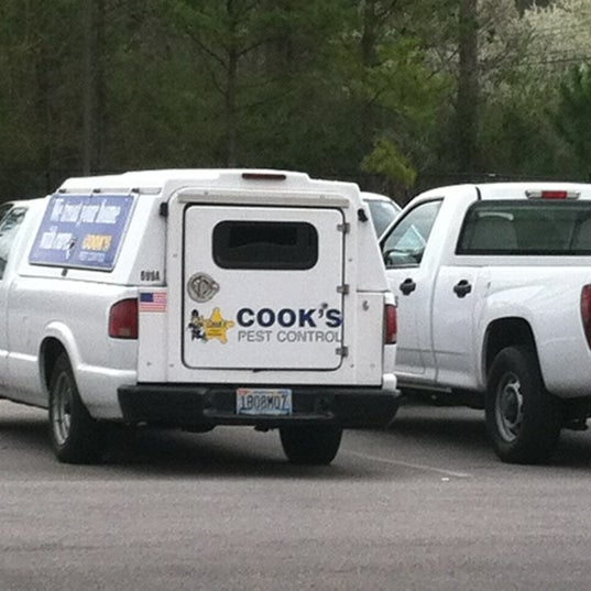 Photo Taken At Cook 39 S Pest Control By Mitch T On 3