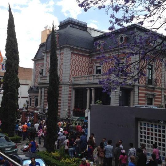 รูปภาพถ่ายที่ Museo de Cera โดย Cristopher C. เมื่อ 4/7/2012