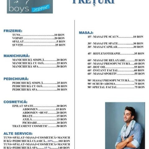 Photos At Boys Zone Salon Barbershop In Tg Mures