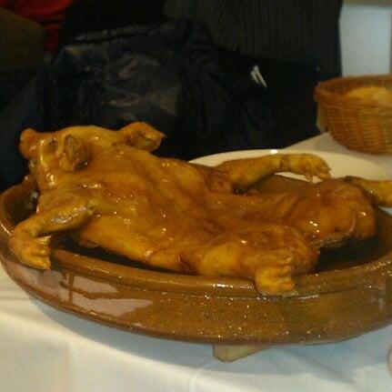 4/22/2011에 Alberto D.님이 Restaurante José María에서 찍은 사진