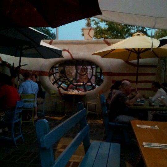 Снимок сделан в Silk City Diner Bar & Lounge пользователем Ivy T. 5/29/2012