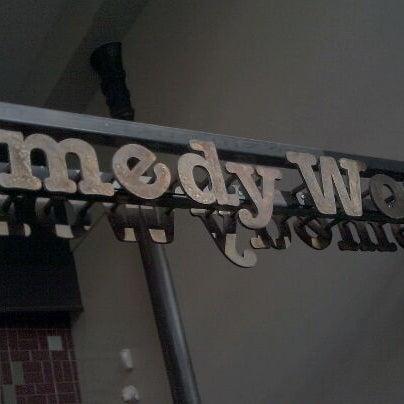 1/15/2012 tarihinde Patrick B.ziyaretçi tarafından Comedy Works Downtown in Larimer Square'de çekilen fotoğraf