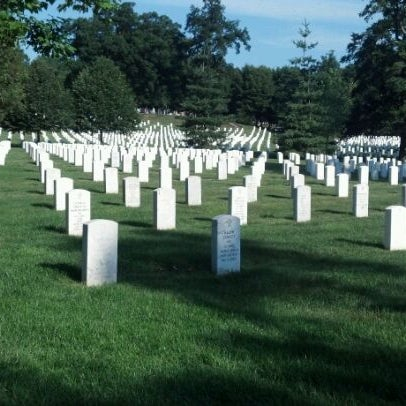 Photo prise au Arlington National Cemetery par Aaron A. le6/3/2012