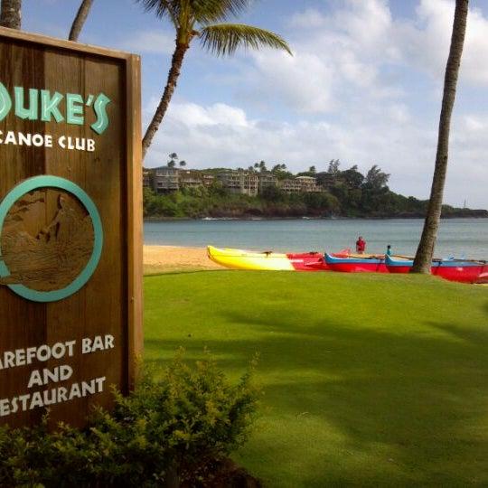 11/27/2011에 Gordon RealTVfilms V.님이 Duke's Kauai에서 찍은 사진