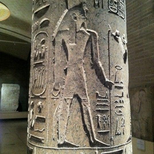 Das Foto wurde bei University of Pennsylvania Museum of Archaeology and Anthropology von Kory A. am 1/22/2012 aufgenommen