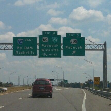 Photos at I-24 Exit 3 - Paducah, KY
