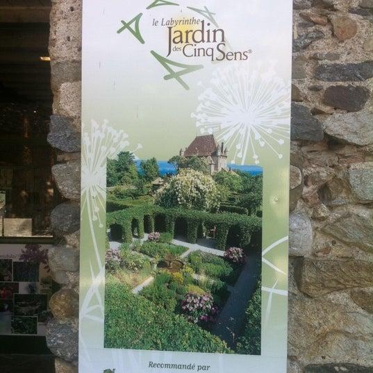 Photos at Le Jardin des Cinq Sens - Yvoire - Yvoire, Rhône-Alpes
