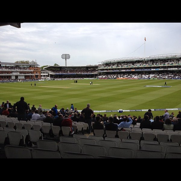 Foto tomada en Lord's Cricket Ground (MCC)  por Bradley S. el 5/17/2012