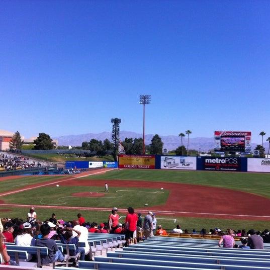 Photo prise au Cashman Field par Francine G. le5/7/2012