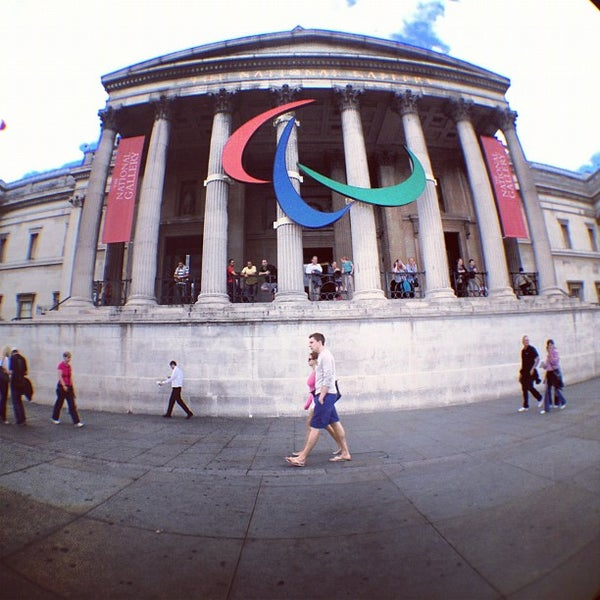 Photo prise au National Gallery par Rashid A. le8/26/2012