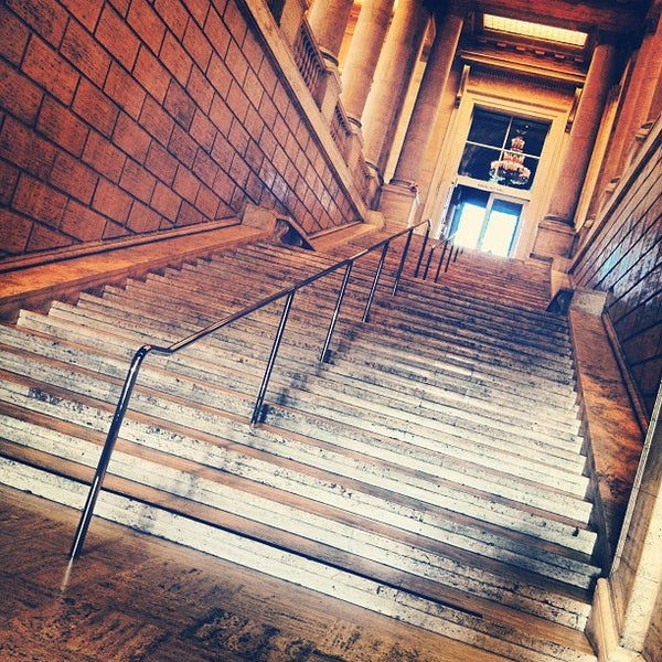 8/19/2012 tarihinde Peter V.ziyaretçi tarafından Asian Art Museum'de çekilen fotoğraf