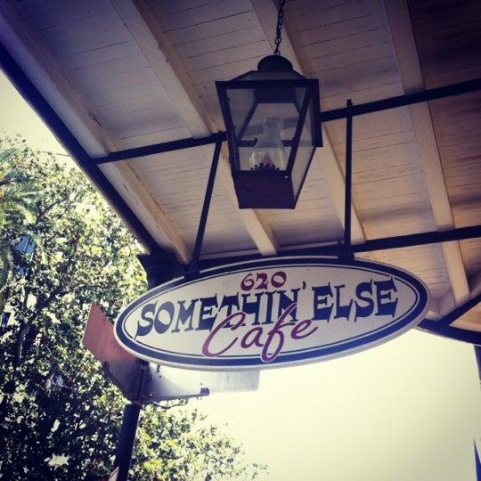 Снимок сделан в Somethin' Else Café пользователем ^_^ 4/14/2012
