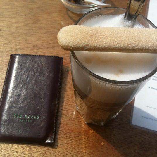 5/2/2012にWouter B.がCafe Restaurant Piet de Gruyterで撮った写真