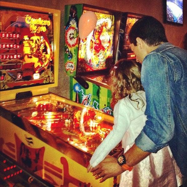 4/3/2012 tarihinde Luiz Cesar P.ziyaretçi tarafından Rock 'n' Roll Burger'de çekilen fotoğraf