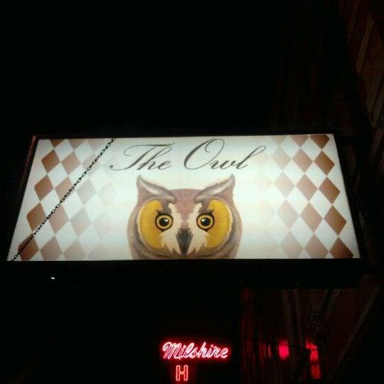 11/30/2011에 Jason H.님이 The Owl에서 찍은 사진