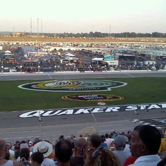 6/29/2012にMrs. S.がKentucky Speedwayで撮った写真