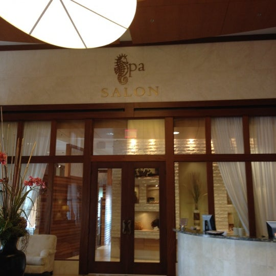 6/6/2012 tarihinde Kziyaretçi tarafından The Spa at Ponte Vedra Inn & Club'de çekilen fotoğraf