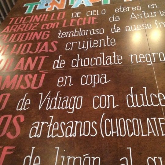 2/25/2012 tarihinde Almudena E.ziyaretçi tarafından La Cantina'de çekilen fotoğraf