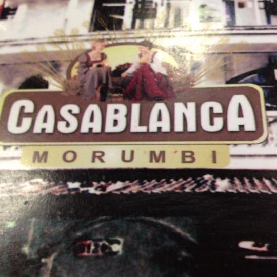 Foto scattata a Padaria Casablanca da Eduardo G. il 3/18/2012