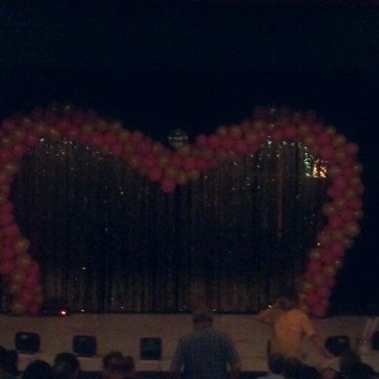 Снимок сделан в Teatro Franco Parenti пользователем Roberto C. 7/19/2012