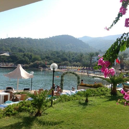 Das Foto wurde bei Samara Hotel von Mustafa S. am 8/27/2012 aufgenommen