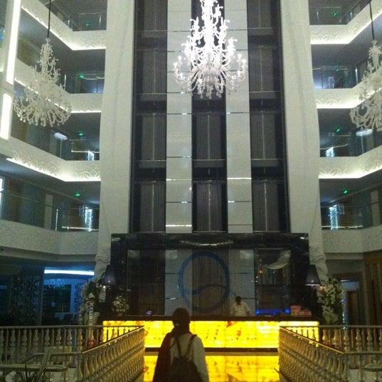 9/23/2011 tarihinde Lavinia 🐾ziyaretçi tarafından Q Premium Resort Hotel Alanya'de çekilen fotoğraf