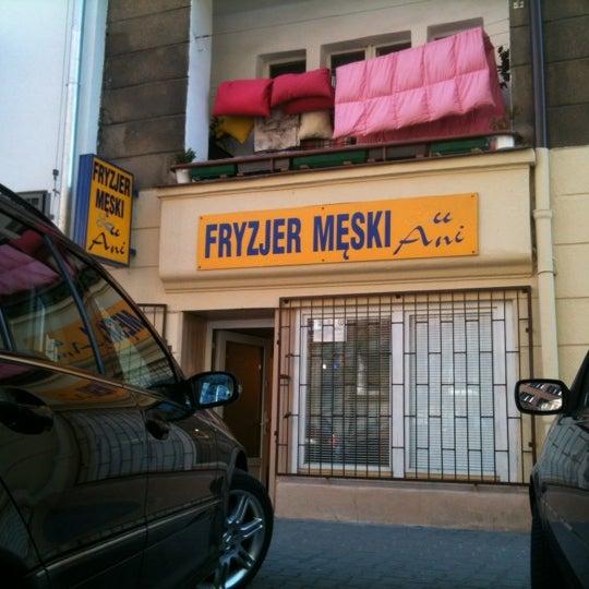 Fryzjer Męski U Ani Salon Barbershop In Poznań