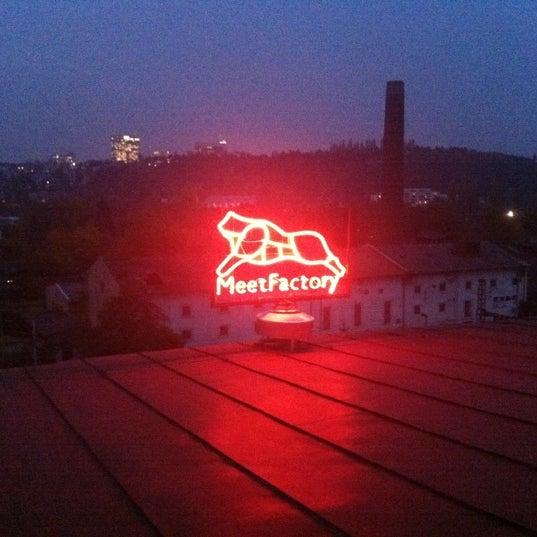 10/27/2011にJaro V.がMeetFactoryで撮った写真