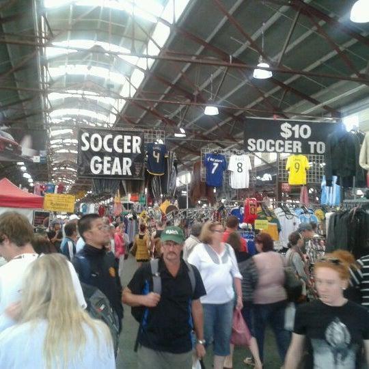Foto diambil di Queen Victoria Market oleh Ian B. pada 1/21/2012