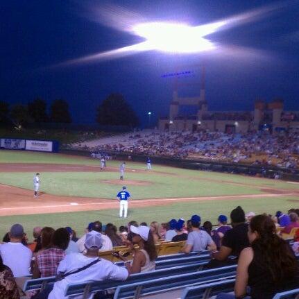 Photo prise au Cashman Field par S W. le8/18/2012