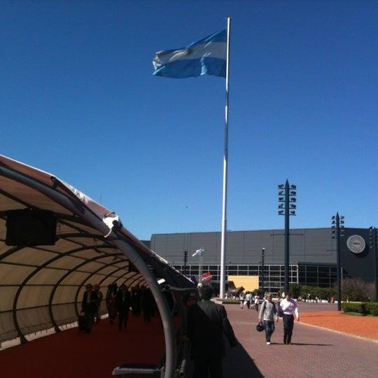 10/31/2011にGerson T.がLa Rural - Predio Ferial de Buenos Airesで撮った写真