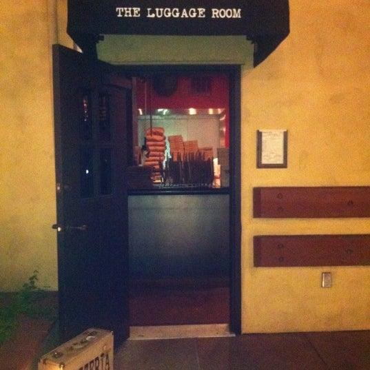 11/11/2011 tarihinde Melvir A.ziyaretçi tarafından The Luggage Room Pizzeria'de çekilen fotoğraf