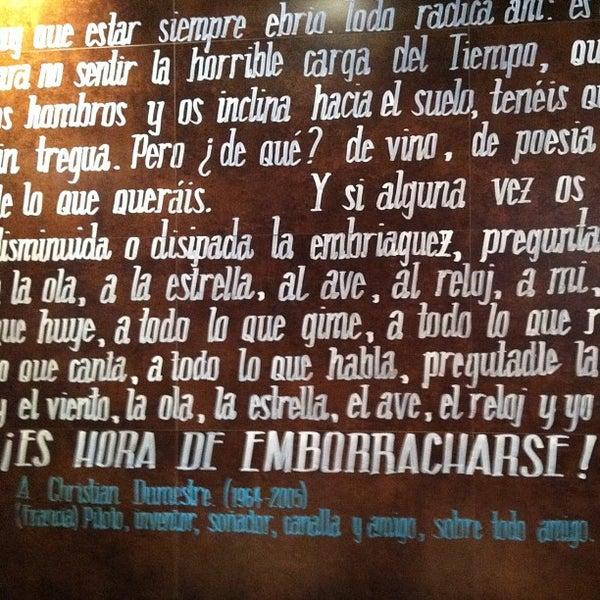 11/27/2011 tarihinde Rafa O.ziyaretçi tarafından La Cantina'de çekilen fotoğraf