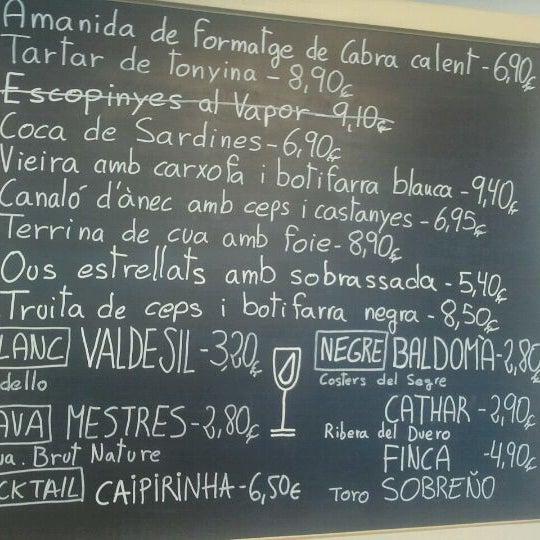 1/21/2012 tarihinde Ignacio R.ziyaretçi tarafından Betlem Miscelánea Gastronómica'de çekilen fotoğraf