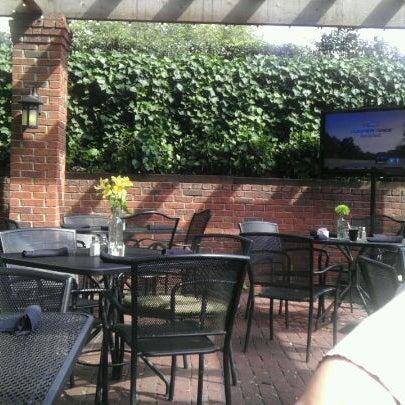Das Foto wurde bei The Nook on Piedmont Park von Bryan B. am 9/17/2011 aufgenommen