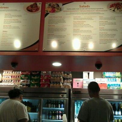 Das Foto wurde bei Jimmy'Z Kitchen Wynwood von @MisterHirsch am 12/5/2011 aufgenommen