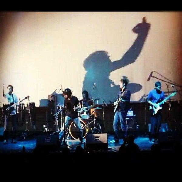 Foto tomada en Centro Cultural Amanda por Felipe A. el 3/6/2012