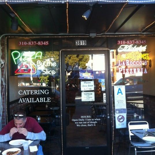 Best NY Pizza in LA!