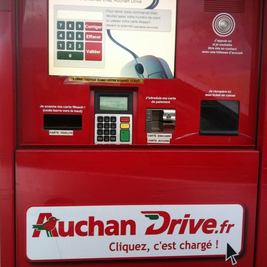 Photos At Auchan Drive 1 Tip