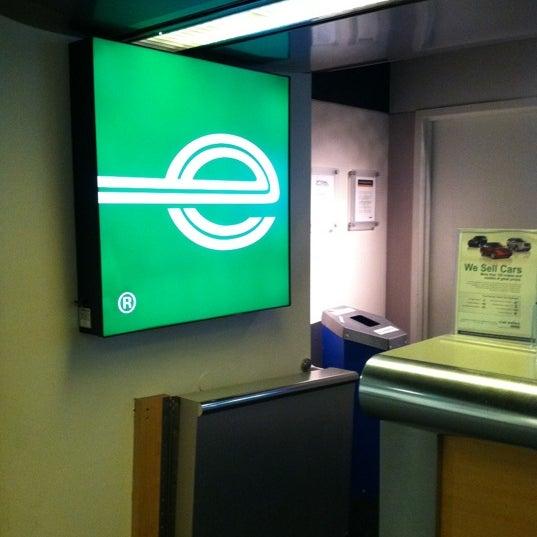 Enterprise Car Rental: Portland International Airport