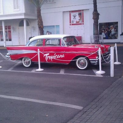 Снимок сделан в Tropicana Las Vegas пользователем Doug W. 11/4/2011