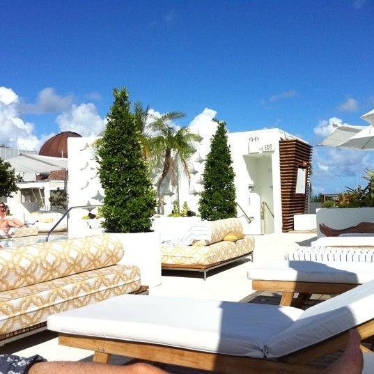 9/24/2011にLeonie B.がDream South Beach Hotelで撮った写真