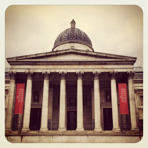 Photo prise au National Gallery par alexwellerone le6/12/2012