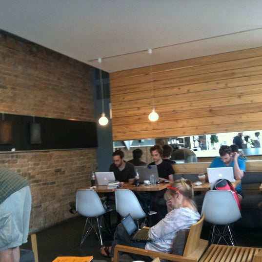 Photo prise au The Coffee Studio par Maureen le7/18/2011