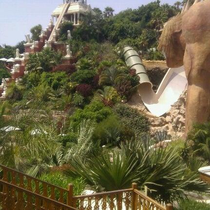 Foto tomada en Siam Park por Steven H. el 8/13/2012